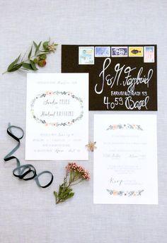 rustikale Gästebuchschild Hochzeitsdekoration Festgestaltung