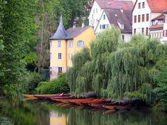 Tübingen!