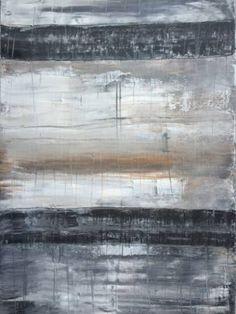 "Saatchi Art Artist Roger König; Painting, """"1096 abstract antique grey/black/white"""" #art Grey Art, White Art, Black And White, Amazing Paintings, Colorful Paintings, Abstract Words, Abstract Art, Hampton Artwork, Buy Prints"