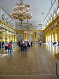 Hermitage Museum Ranked #1 Attraction in Europe by TripAdvisor - Courtesy of Hotel Vera - Boutique Hotel in St Petersburg Russia - http://hotelvera.ru/ #Russia #StPetersburg #HermitageMuseum