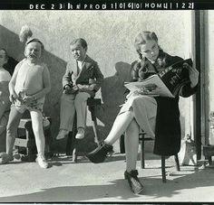 Backstage El Mago de Oz.