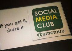 Social Media Club München #Bloggertreffen 2013 #smcmuc #akom360
