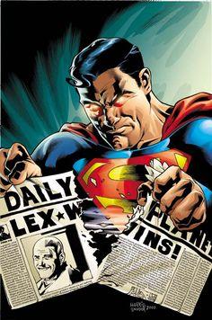Superman - Tony Harris