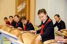 재능의 꽃을 활짝 피워가는 학생소년들