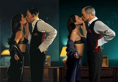 Tribute to Vettriano Spring/Summer 2012 Catalogue