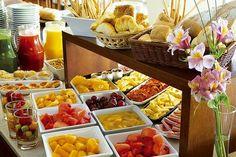 presentacion de desayunos buffet - Buscar con Google