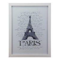 Quadro Elegance Paris - Col. exclusiva