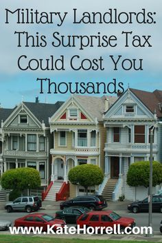 I wish I had known about this before I became a landlord! We're going to pay so much in depreciation recapture taxes!!