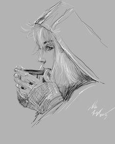 Loving this sketch by Norman Soo http://drawcrowd.com/?utm_content=buffer7c895&utm_medium=social&utm_source=pinterest.com&utm_campaign=buffer #sketchbook #drawing