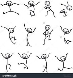 stock-vector-set-of-vector-stick-figures-happy-stick-man-jumping-and-celebrating-182186771.jpg (1500×1600)