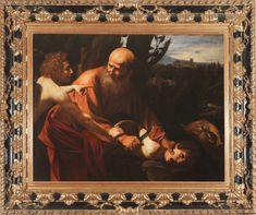 caravaggio: sacrifice of isaac Caravaggio, Galerie D'art Moderne, Galerie Des Offices, Gallery Of Modern Art, Grand Duke, Blog Voyage, Renaissance Art, Religious Art, Oeuvre D'art