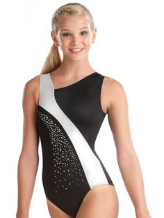 black and white gymnastics fabric - Google Search