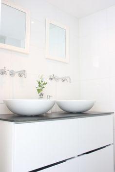 White - Home - Bathroom