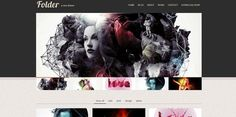 25 Free HTML CSS Web Templates