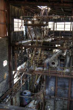 Abandoned factory outside of Baltimore  #abandoned #factory #outside #baltimore #photography