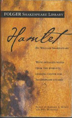 Hamlet ( Folger Library Shakespeare): William Shakespeare: 9780743477123: Amazon.com: Books