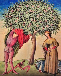 """Le langage de l'amour avait aussi son importance durant le Moyen-Age--Exposition """"L'Amour au Moyen âge"""", à la Tour Jean sans Peur (Paris, France 2014)-Leglobeflyer - Reportages et tourisme dans le monde entier"""