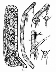 Honfoglalás kori íjtegez Viking Age, Quiver, Archery, Medieval, Country, Bow Arrows, Rural Area, Field Archery, Mid Century