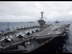 2015 Breaking news Japan USA China sea Navy presence Angers China WARNS ...