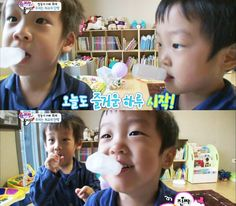 The Return of Superman Recap: Eugene And Ki Tae Young Introduce Daughter Rohee [PICS] #news #fashion #world #awesome