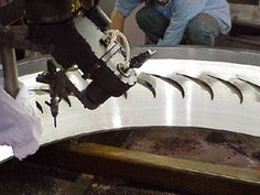 5-axis waterjet service company in US