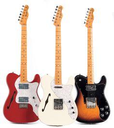 Fender Telecaster: E-Gitarren-Klassiker