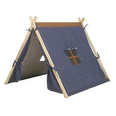 Hide out all day in this adorable play tent in the Forest Ranger theme. Come explore our Play Room tents, and the Forest Ranger theme for boys' rooms. Ranger, Kidsroom, Play Houses, Boy Room, Outdoor Gear, Playroom, Camping, Sports, Design