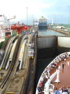 My Panama Canal Cruise Experience - by Divaonline.  Fascinating photos and description!