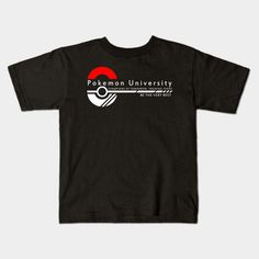 Pokemon University - College Wear Young T-Shirt
