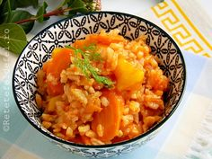 OREZ CU LEGUME | Cantaloupe, Macaroni And Cheese, Fruit, Ethnic Recipes, Food, Diet, Mac And Cheese, Essen, Meals