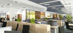 Новые офисы ПГК  