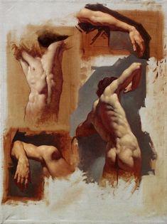 Roberto Ferri - Study