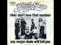 Ricky don´t lose that number - Steely Dan - Fausto Ramos - YouTube