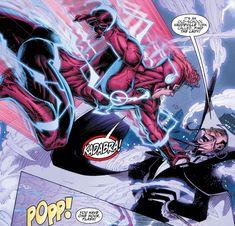 Flash vs Kadabra Speed Force, Kid Flash, Dc Comics, Spiderman, Presents, Marvel, Superhero, Fictional Characters, Art