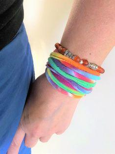 Chakra Jewelry, Coin Jewelry, Shell Jewelry, Beaded Jewelry, Stackable Bracelets, Woven Bracelets, Stretch Bracelets, Recycled Bracelets, T Shirt Bracelet