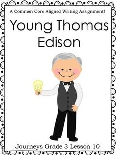 I'm writing an essay about Thomas Edison and i need some help!?