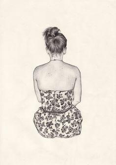 Illustrations Drawing (Pencil)