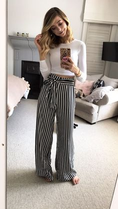 I think zoella is the most amazing role model Fashion Pants, Love Fashion, Fashion Outfits, Womens Fashion, Latest Outfits, Fashion Ideas, Casual Outfits, Zoella Outfits, Work Blouse