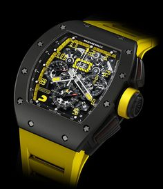 Richard Mille Watch                                                                                                                                                      More