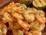 Picture of Grilled Shrimp Scampi Style with Soy Sauce, Fresh Ginger and Garlic Recipe