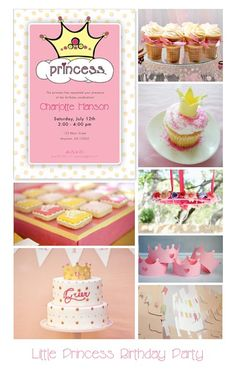 Girl's Birthday Party Inspiration