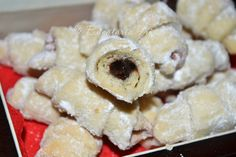 Romanian Desserts, Croissant, Doughnut, Sushi, Recipies, Sweets, Ethnic Recipes, Food, Cooking Ideas