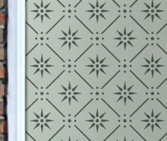 Repeat Pattern 006 – Etched Glass Windows