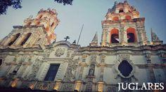 El templo del Espíritu Santo, fue fundado por los Jesuitas, tiene un marcado estilo Barroco, que lo dota de una belleza extraordinaria. Puebla, Puebla. #callejoneandoconjuglares