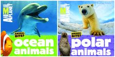 Two New Books from Animal Planet