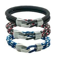 2091dc7a1516f 8 Best Dual Cord Negative Ion + Magnet Bracelets images in 2015 ...