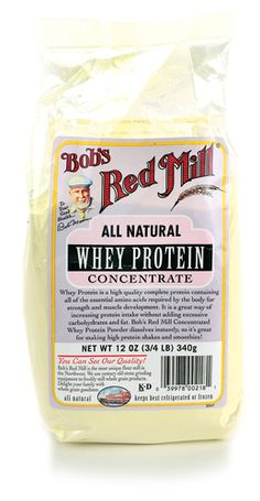Shop the best Bob's Red Mill Whey Protein Powder 12 oz Pkg products at Swanson Health Products. Trusted since we offer trusted quality and great value on Bob's Red Mill Whey Protein Powder 12 oz Pkg products. What Is Whey Protein, Natural Whey Protein, Whey Protein Recipes, Whey Protein Powder, Protein Foods, Gourmet Recipes, Healthy Recipes, Whey Protein Concentrate, Bobs Red Mill