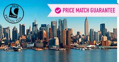 Picture of New York City panorama with Manhattan Skyline over Hudson River. stock photo, images and stock photography. Manhattan Skyline, Manhattan Map, New York City Map, City Maps, Brooklyn, Nyc, Skyline Von New York, Ny Skyline, A New York Minute