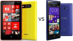 Nokia might get the HTC 8X banned, feels design copied from its Lumia 820: Source