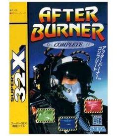 After Burner Complete (Sega 32X)